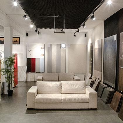 Showroom Pasinelli