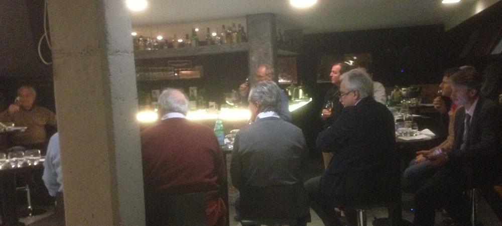 Serata degustazione whisky organizzata da Lionsclub 5
