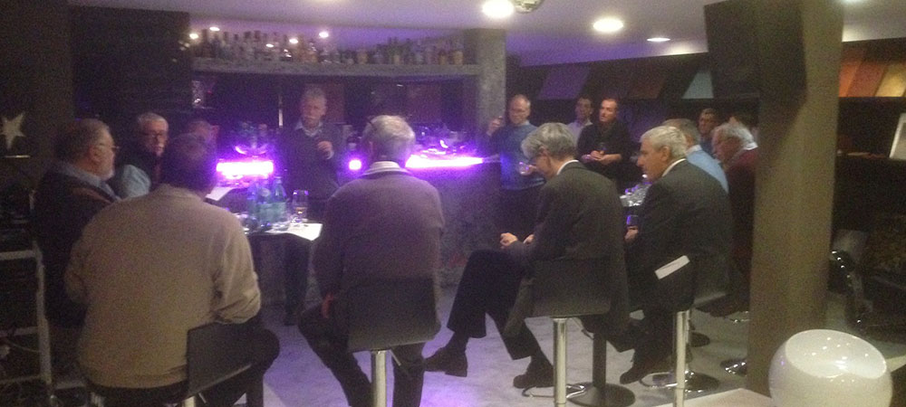 Serata degustazione whisky organizzata da Lionsclub 6