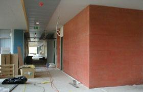 Trattamento idrorepellente, velante e pigmentato del beton a vista 2